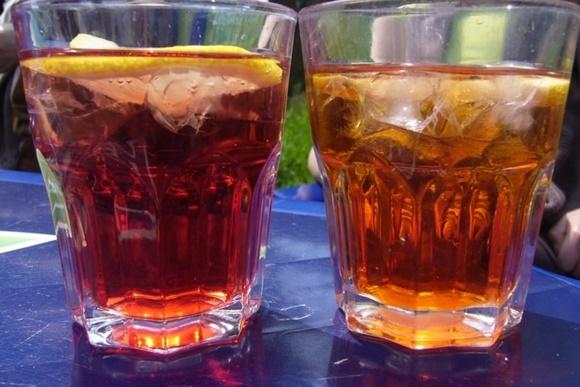Spritz Bitter Et Spritz Dolce
