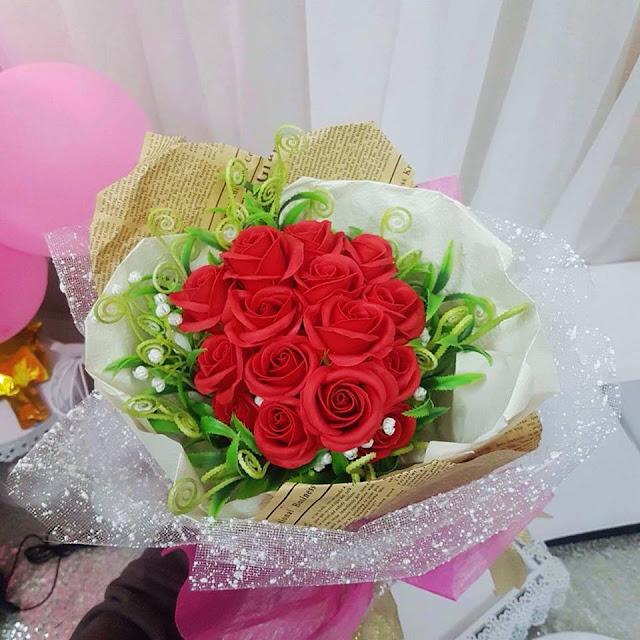 Hoa hong sap thom vinh cuu tai Doi Nhan
