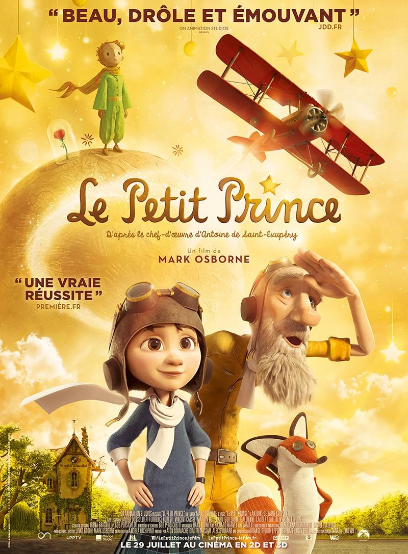 Nonton Film The Little Prince (2015)