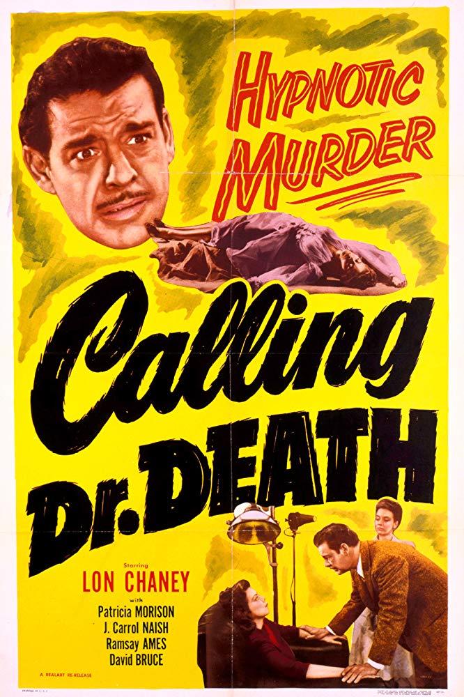 Вызывая доктора Смерть 1943