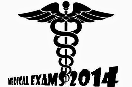 Medical Entrance Exam 2015-2016