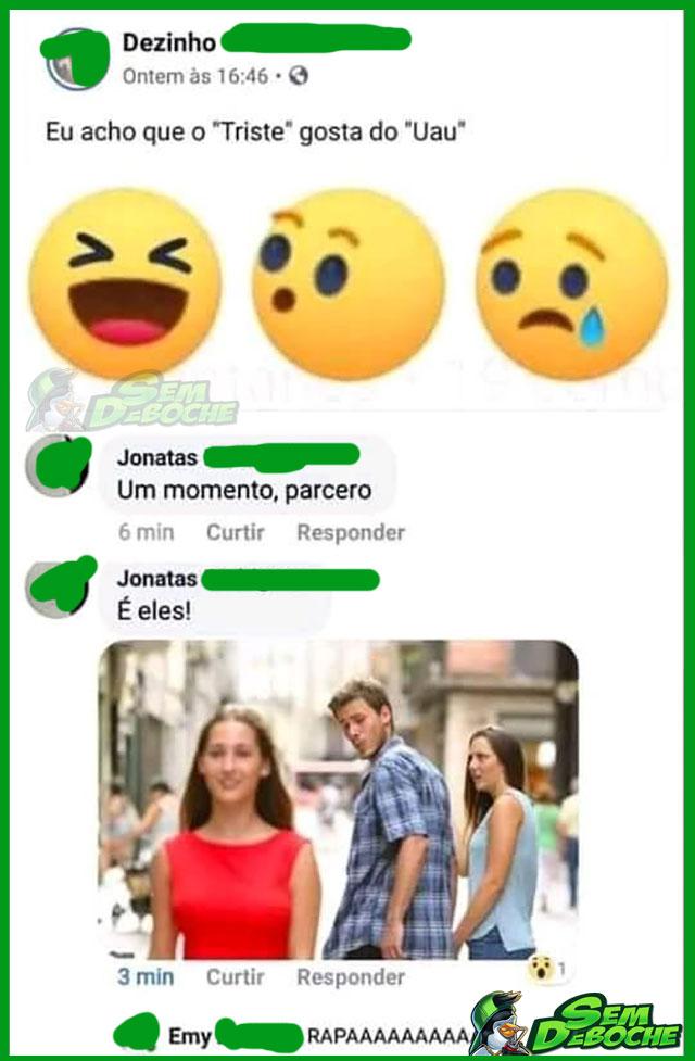 EMOJIS VERSÃO VIDA REAL