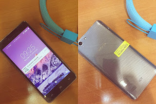 review infinix hot 3 max