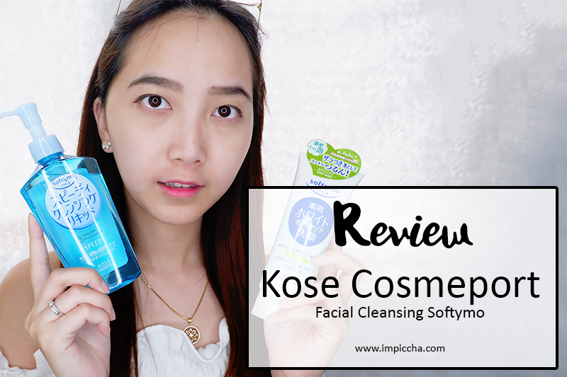 Review Facial Cleansing Softymo
