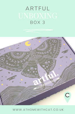 Pinterest Graphic - Artful Box 3