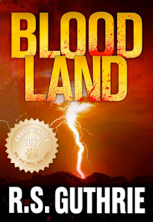 http://www.amazon.com/Blood-Land-Boiled-Murder-Mystery-ebook/dp/B008J4NKA6/ref=sr_1_1?s=books&ie=UTF8&qid=1434225673&sr=1-1&keywords=blood+land+r.s.+guthrie