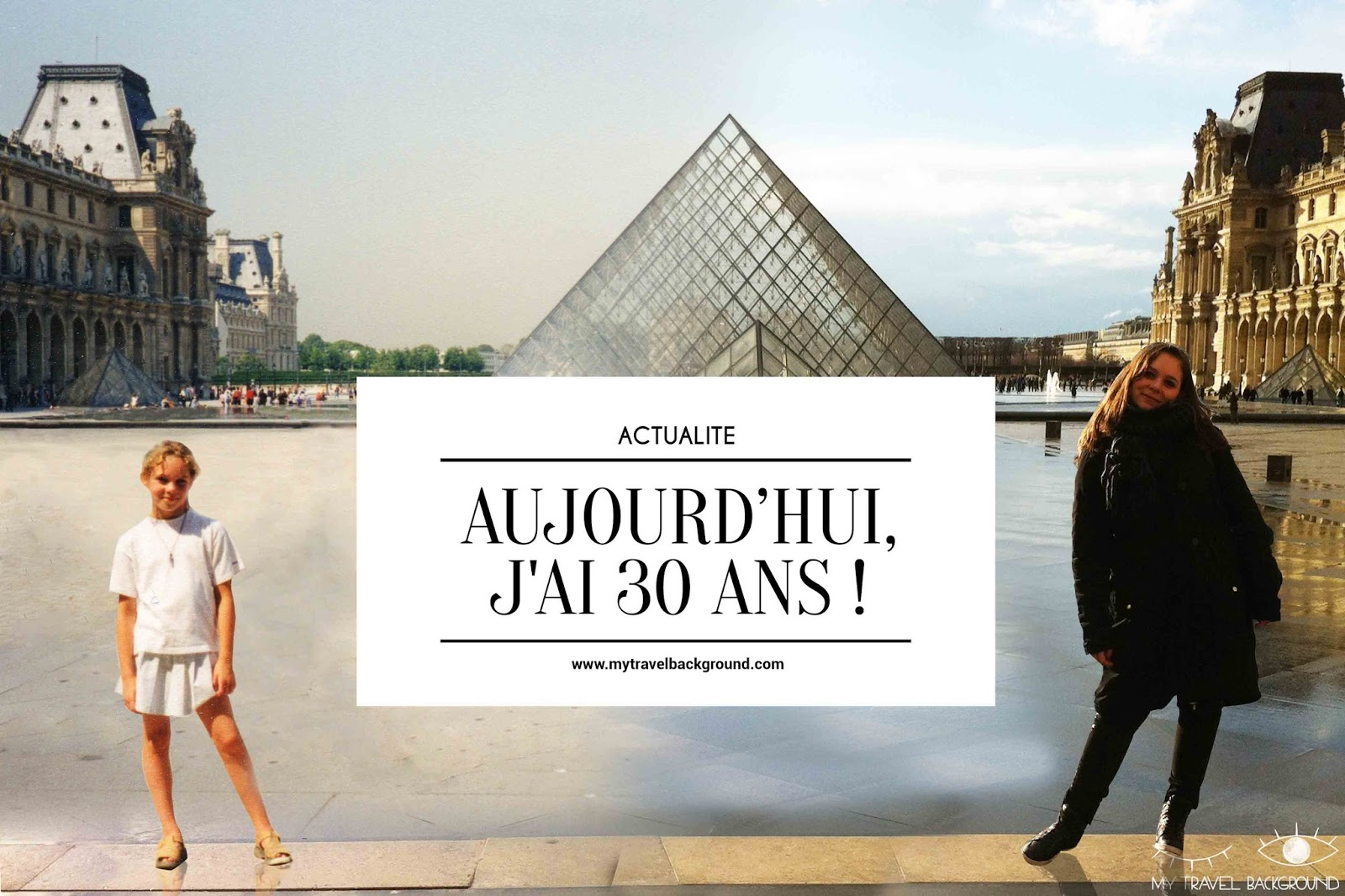 My Travel Background : 30 ans de Voyages #30paysPourMes30ans