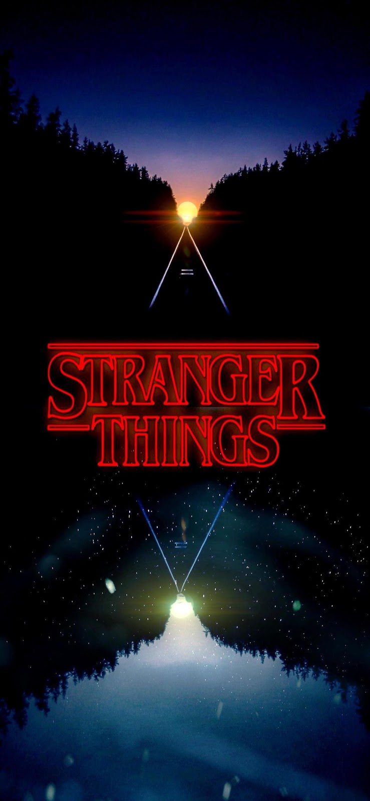 Best Stranger Things Wallpaper for iPhone X Free Download ...