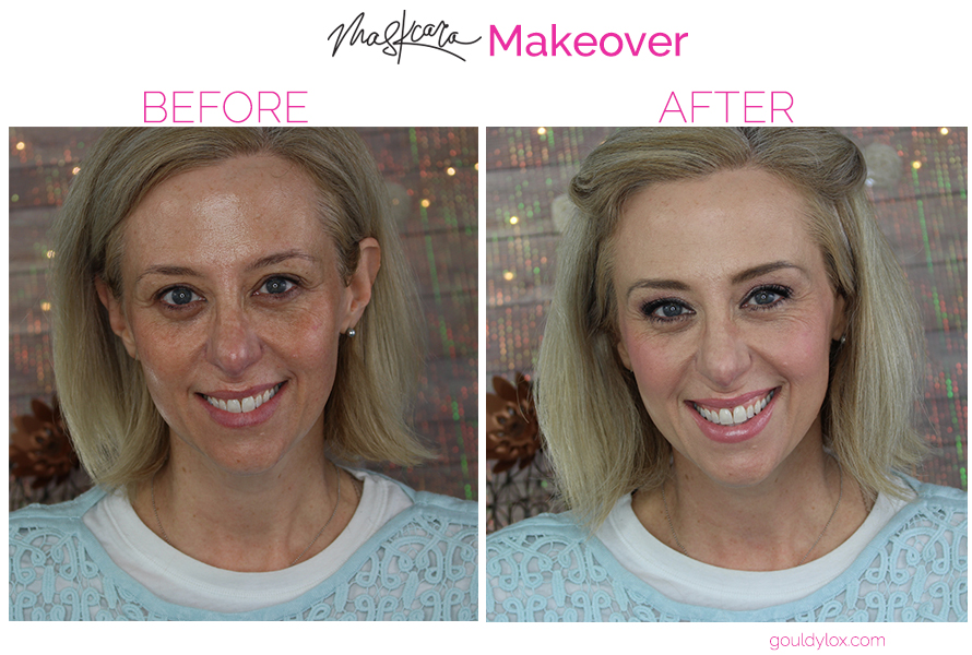 Gouldylox gets a makeover from Maskcara