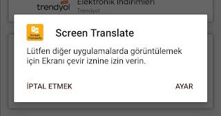 Zoom Türkçe Çeviri