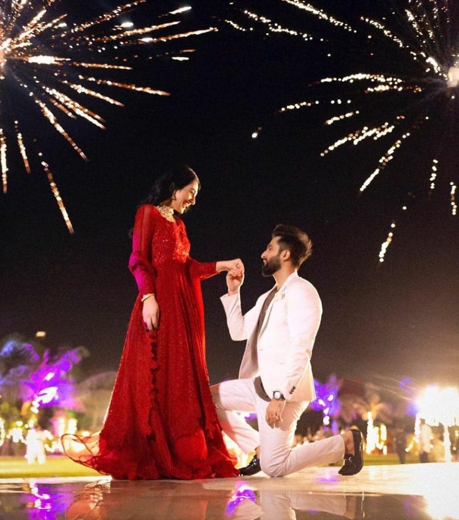 HD Nikkah Video of Sarah Khan and Falak Shabir's Wedding
