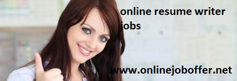 Become Resume Writer Online