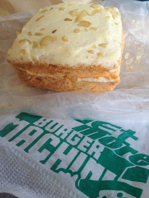 Frugal Sweet Find: Burger Machine's Sansrival