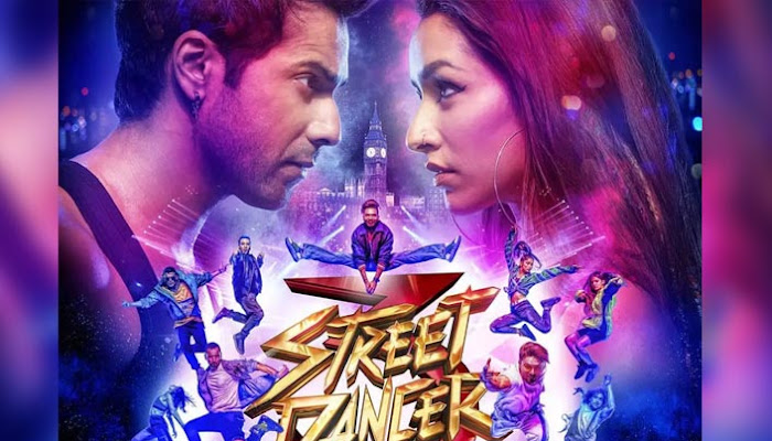 Street Dancer 3D  Movie Release Date, Cast, Review, Trailer & Songs.