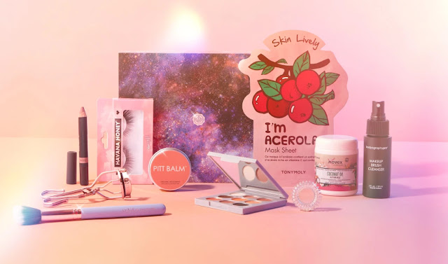 Glossybox launch Black Friday Beauty Box and here's a first look at what's inside!