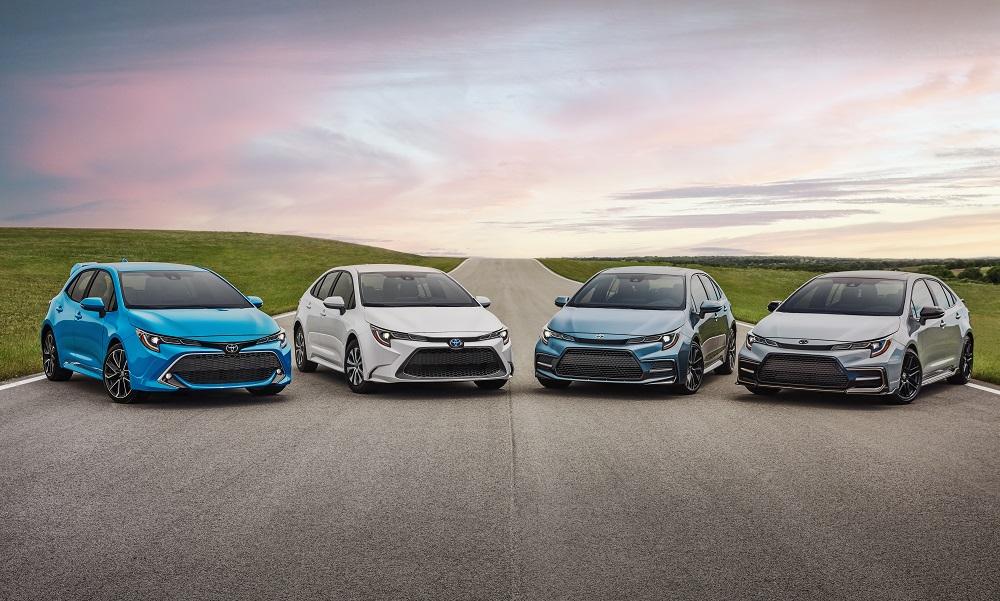 Toyota celebrates 50-millionth Corolla sold