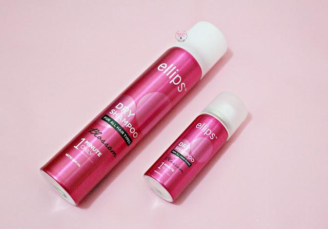 Ellips Dry Shampoo in Blossom