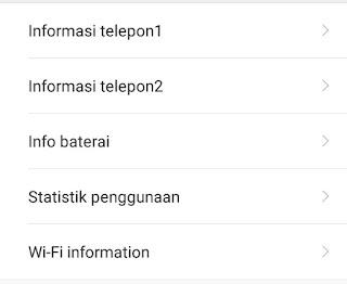Cara membuat Jaringan 4G sendiri di android Semua operator