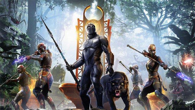 MARVEL´S AVENGERS   Square Enix divulga data de lançamento da expansão Black Panther: War For Wakanda