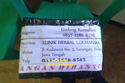 KLINIK HERBAL LUKMANIKA - JAWA TENGAH ( Sabtu, 13 Juli 2019 )