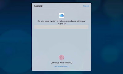 Apple Touch ID Vulnerability Could Have Let Attackers Hack iCloud Accounts