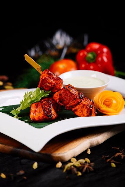 Chicken Tikka by Chef Anuar from Berjaya Langkawi Resort, Malaysia in 'Flavours of Berjaya'