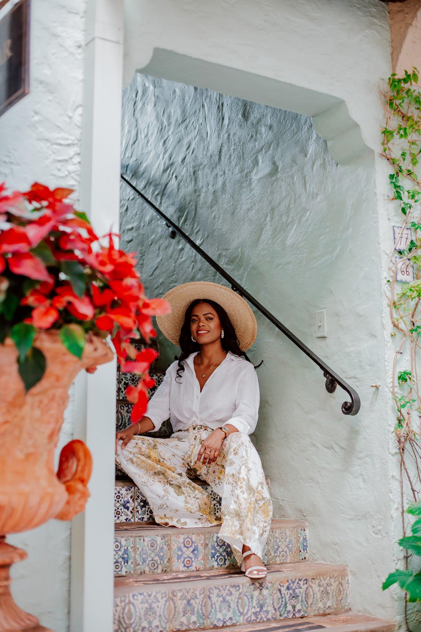 Amelie Lounge Pant - Zimmermann