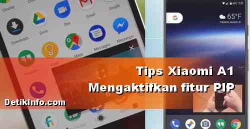 Tips menggunakan Picture-in-picture (PIP) di HP Xiaomi