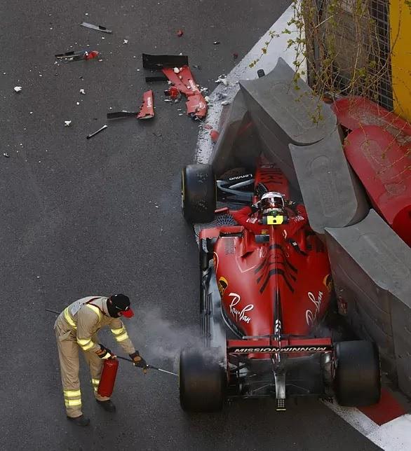 A bandeira vermelha na classificação F1, em revisão