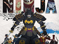 Nonton Batman Ninja (2018): Petualangan Batman di Jepang