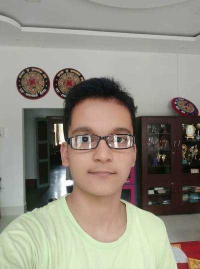 1st Position - Dhritiman Bastav Kalita