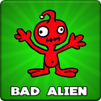 G2J Bad Alien House Escap…
