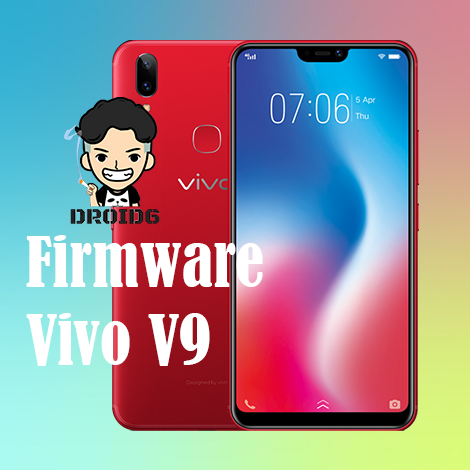 Update Firmware Vivo V9