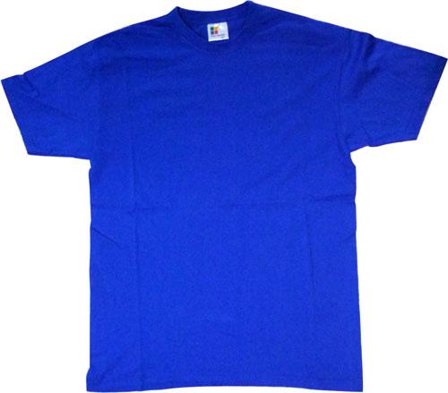 3hiung Grocery 4square Round Neck Plain Ready Make T Shirt