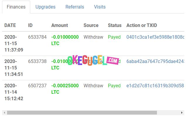 LTCMiner.com - Litecoin Mining Pool Legit & Terpercaya