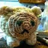 patron gratis oveja amigurumi, free amigurumi pattern sheep