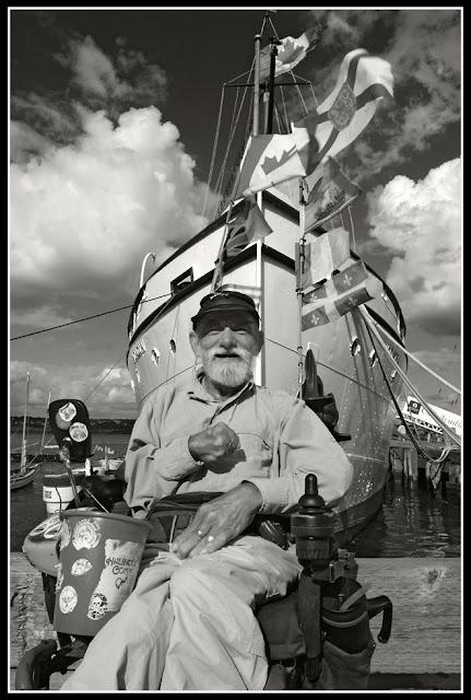 Nova Scotia; Portrait; Halifax; Harbour
