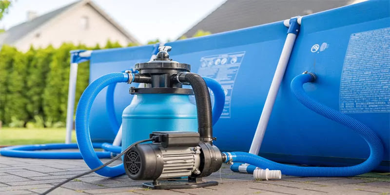 Install Inground Pool Pump and Filter