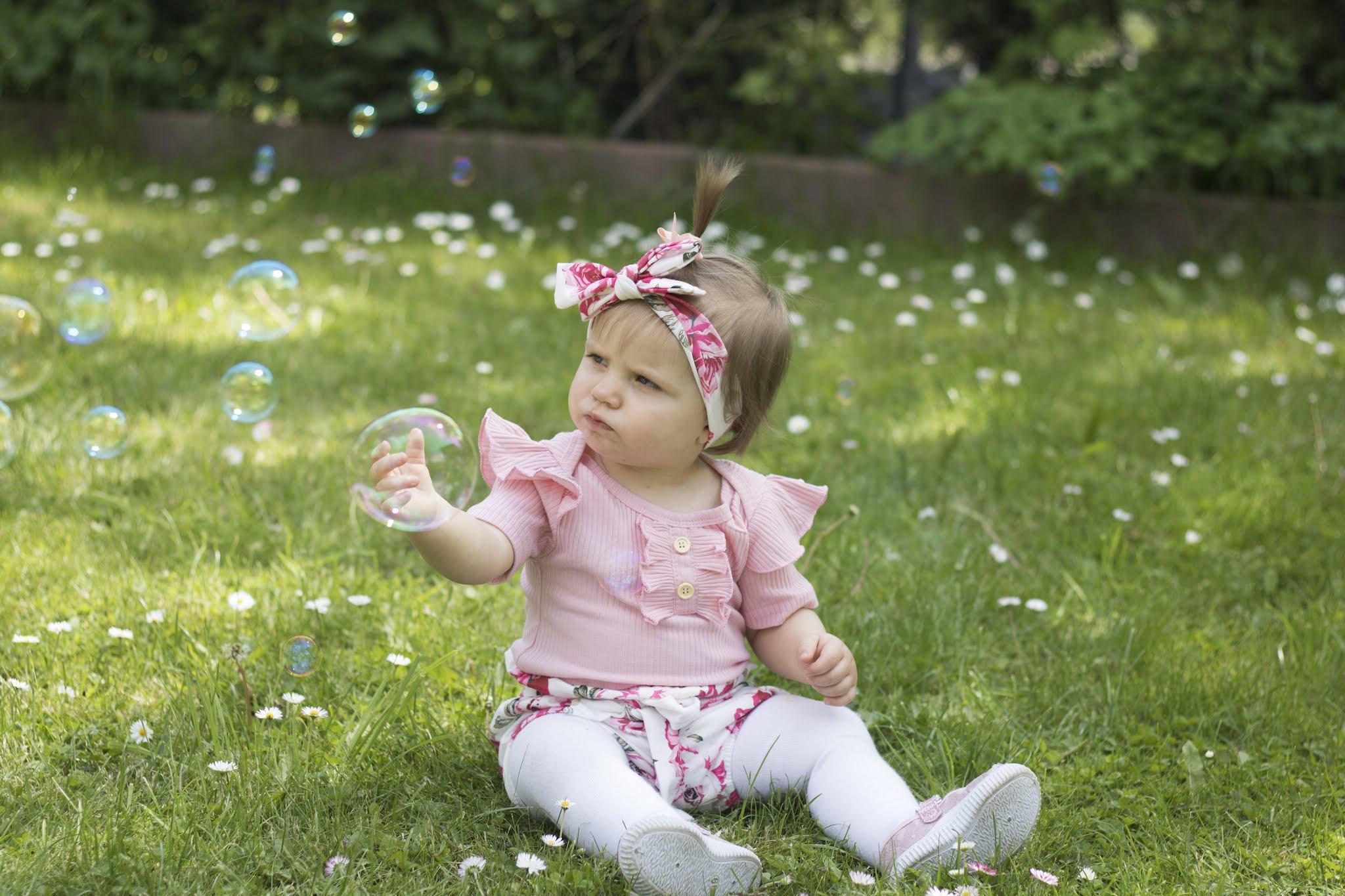 Kilka ujęć! - moja siostrzenica Kaja