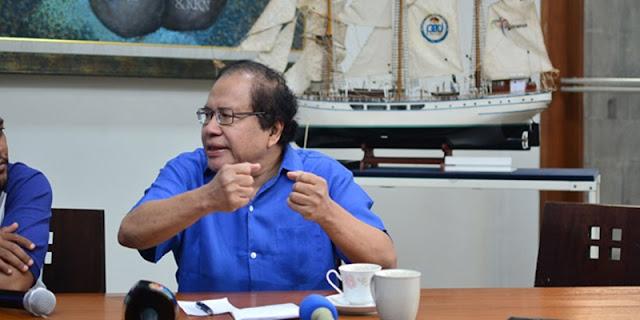 Usulan Canggih, Rizal Ramli Siap Selamatkan Garuda Asal Barter PT 0 Persen