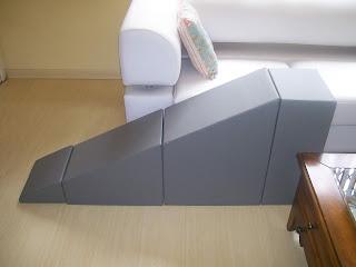 rampa para cama box