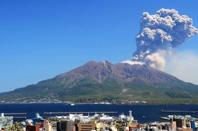 Gunung Sakurajima