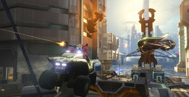 Halo The Master Chief Collection Gameplay Screenshots
