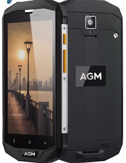 Spesifikasi Hape Outdoor AGM A8