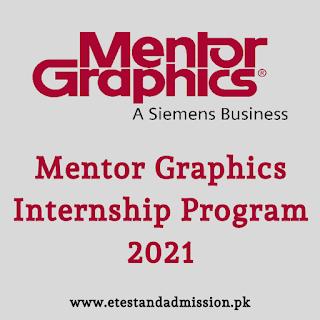 mentor graphics internship program 2021