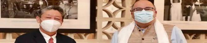 Days After Antony Blinken, Now Top US Diplomat In Delhi Meets Dalai Lama Representative