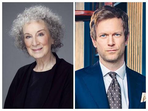 Margaret Atwood, Niklas Natt och Dagg