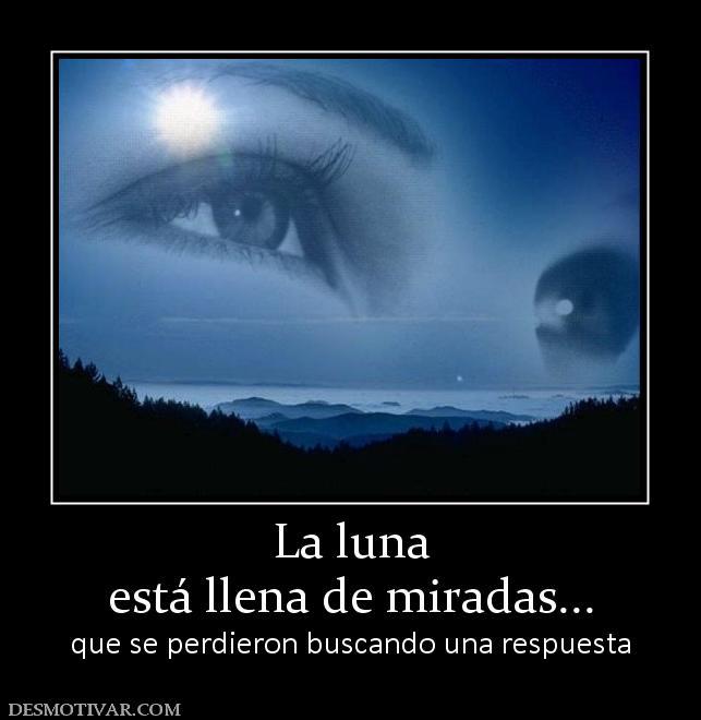 Memorias celestes for Cuando es luna llena