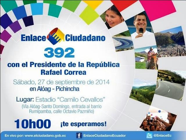 #Enlace392 #EnlaceCiudadano392