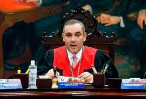 TSJ: EEUU pretende que el poder judicial propicie un golpe de Estado
